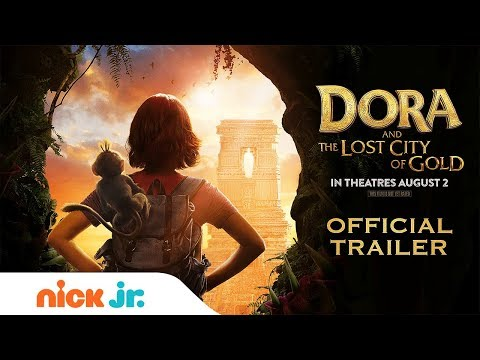 Download Dora the Explorer's NEW Movie: Dora & the Lost City of Gold | Official Trailer | Nick Jr. HD Mp4 3GP Video and MP3