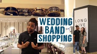 How To Find Wedding Bands For Men To Match An Engagement Ring