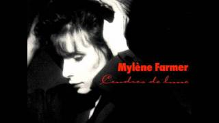 Mylène Farmer - Au bout de la nuit (Cendres de Lune) + Paroles