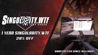 1 Year singularity.wtf - CS:GO Cheat Provider - Undetected since release!