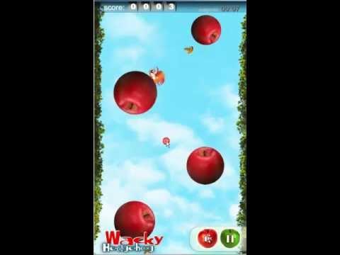 Video of Wacky Hedgehog jump