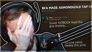 Asmongold's First Look at the General Forums After Months