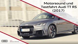 Der neue TT RS (2017)