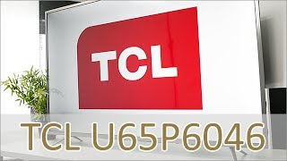 TCL P60 (U65P6046) Hands on (german)