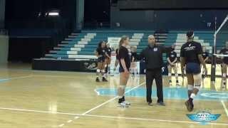 Volleyball Transition Drill – Joe Sagula – Art of Coaching VB