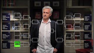 #ВерсияМоуринью: прогноз на групповой этап ЧМ-2018 от легендарного тренера