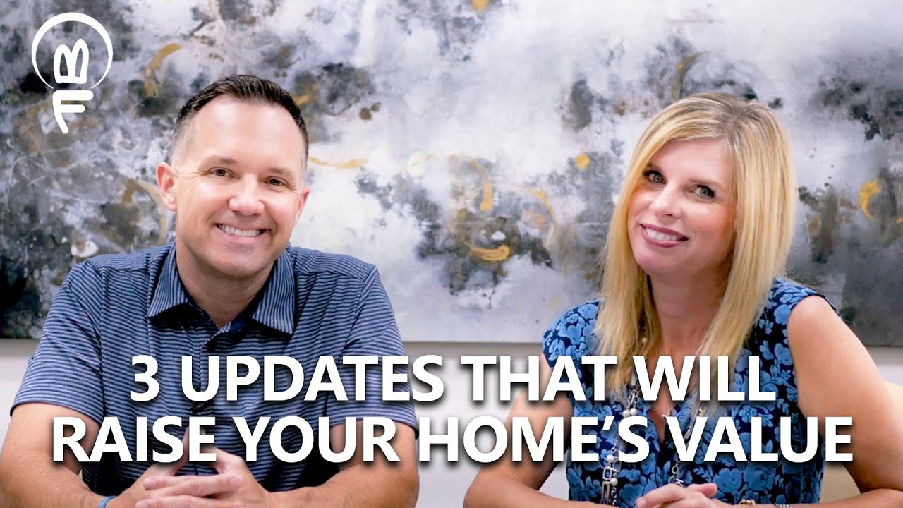 3 Updates That Will Increase Your Home's Value