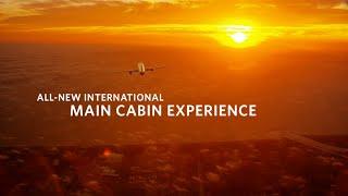 Delta's New Main Cabin International Experience