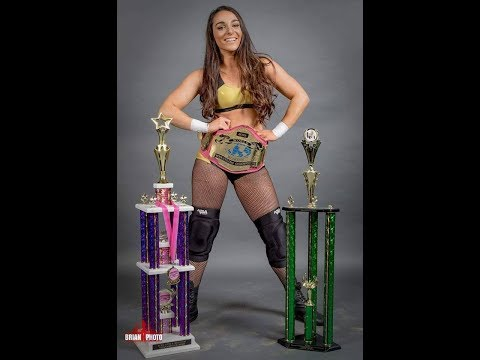 top 20 moves of Deonna Purrazzo reactions