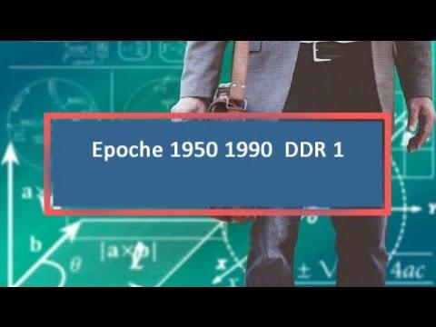 Epoche 1950 1990  DDR 1