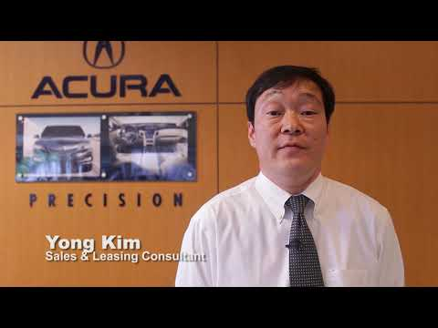 Sales and Leasing Consultant Yong Kim