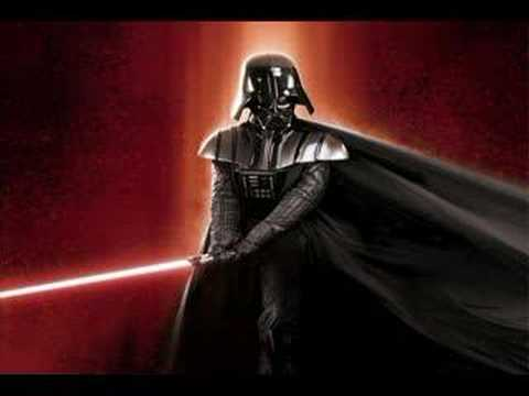 The Imperial March composed by John Williams