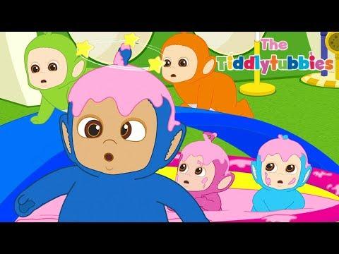 Tiddlytubbies NEW Season 2! ★ Episode 7: Play Time ★ Teletubbies ★ Kid Shows
