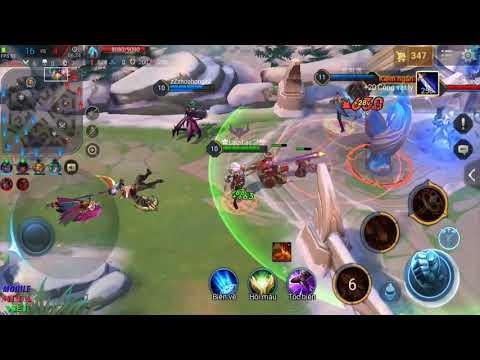 Yorn tăng sức mạnh nội tại bắn siêu thốn Liên quân mobile Arena of Valor