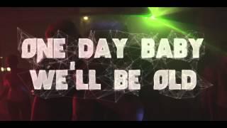 One Day   Reckoning Song (Wankelmut Remix) [Lyric Video] HD
