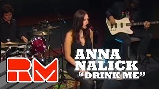 "Anna Nalick - ""Drink Me"" Live Acoustic (RMTV Official)"