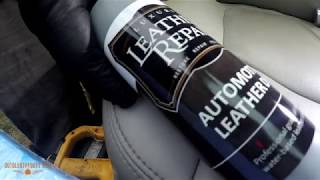 How To Dye Auto Leather