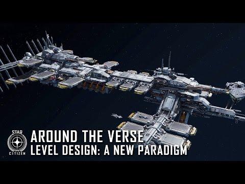 Around the Verse - Level Design