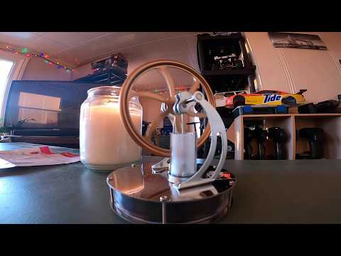 Low Temperature Stirling Engine Motor on Banggood