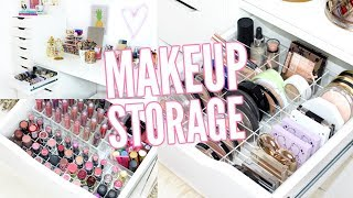 MAKEUP STORAGE FOR IKEA ALEX DRAWERS | TidyUps Unboxing & Organizing