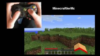 How To Use A PS Controller For Minecraft PC Самые лучшие видео - Minecraft mit ps3 controller spielen pc