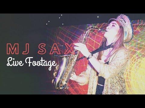 MJ Sax Video