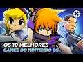 Os Melhores Jogos De Nintendo Ds