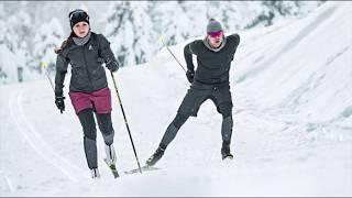 Видео: Типы беговых лыж - коньковые, комби, классические