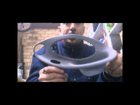 verniciare plastiche interne auto