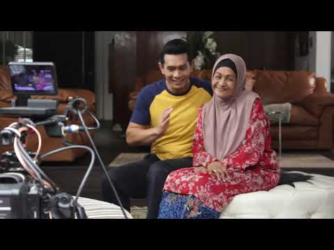 TV3 Telemovie Mingki - Bloopers