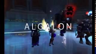 1 - Войд рассказывает тактику на Алгалона