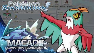 Hawlucha Team Builder! - Pokemon Showdown OU Team Building w. macadii (Smogon ORAS OU)