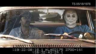 Halloween RARE Deleted Scene 1978 - Driving Lesson Spoof