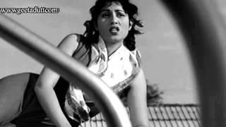 Mr & Mrs 55 - Thandi Hawa Kaali Ghata - Geeta Dutt & Chorus