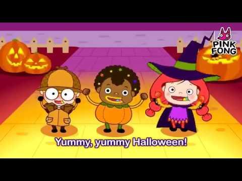 Knock Knock Trick or Treat Halloween Songs