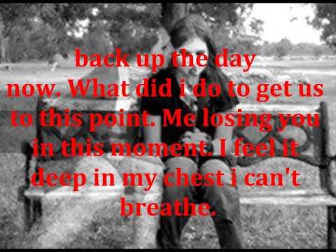 broken yet holding on lyrics