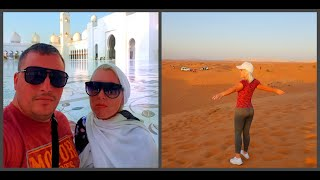"""Влог. Дубай в октябре. Обзор номера в отеле """"Nihal Palace"""". Первые покупки"""