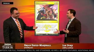 Pro Tour Dragons of Tarkir Deck Tech: Jeskai Tokens with Ian Duke