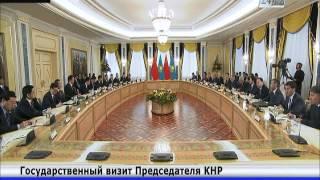 Казахстан и КНР договорились о реализации проектов на сумму $30 млрд.