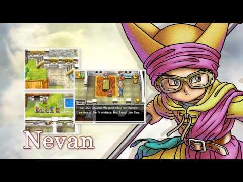 Видео № 0 из игры Dragon Quest IV The Chapter of the Chosen (Б/У) [DS]