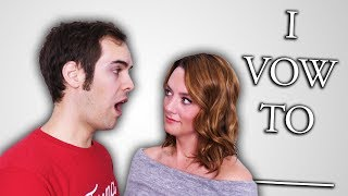 Our Wedding Vows. (YIAY #399)