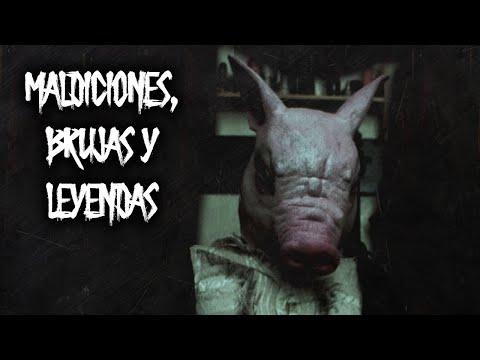 LA MALDICIÓN DEL CERDO Y OTRAS HISTORIAS DE HORROR