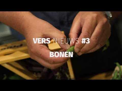 Vers nieuws #3  Bonen