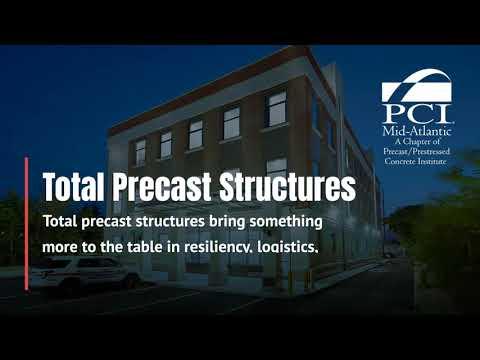 The Resilience of Precast, Prestressed Concrete | PCI Mid-Atlantic