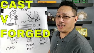CAST VS FORGED PARTS WHY CAST IS BAD AND WHY FORGED IS BETTER