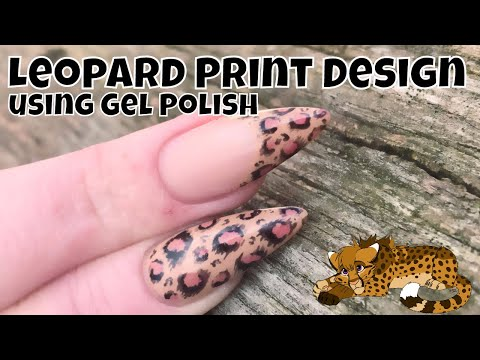 Download Leopard Print with Gel Polish HD Mp4 3GP Video and MP3