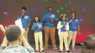 """Deliver Me"" performed by New Faith Christian Ministries Youth"