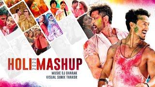Holi Mashup 2020 | DJ Dharak | Sunix Thakor | Holi Special Songs - SPECIAL