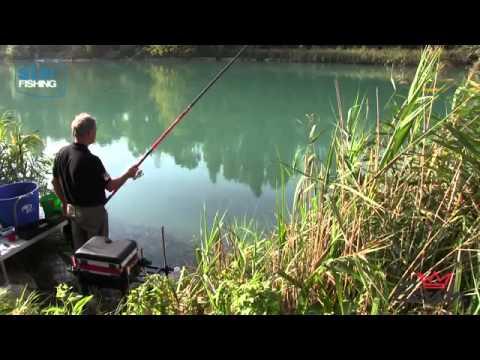 Tutta la serie di caratteristica di pesca di caccia per guardare in fila