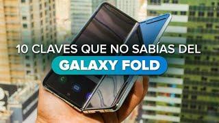 Galaxy Fold en nuestras manos: 10 claves